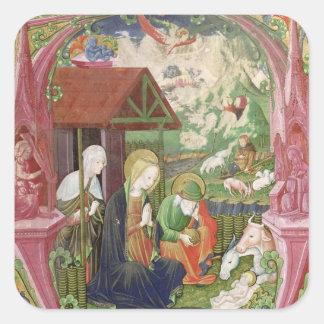 The Nativity, Northern Italian School Stickers