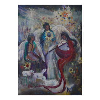 The Nativity of Angels Poster