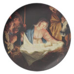 The Nativity of Christ Plate