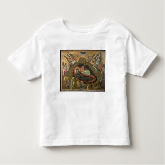 The Nativity, (oil on panel) Toddler T-shirt