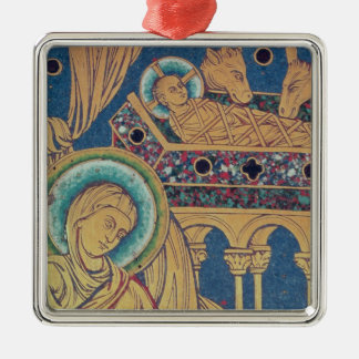 The Nativity, panel from the The Verduner Metal Ornament