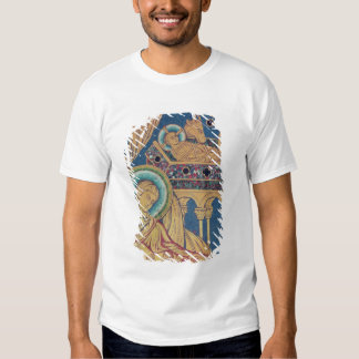 The Nativity, panel from the The Verduner T Shirt