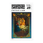 The Nativity Postage Stamp