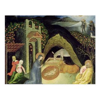 The Nativity Postcard