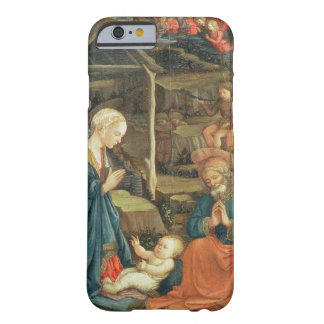 The Nativity with SS. Michael and Dominic, 1470 (t Barely There iPhone 6 Case