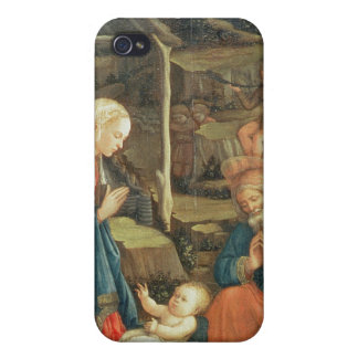 The Nativity with SS. Michael and Dominic, 1470 (t iPhone 4/4S Covers