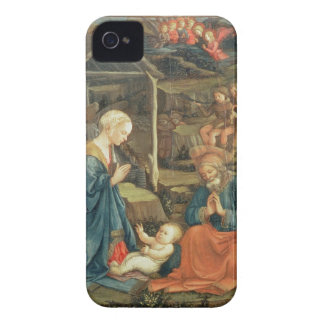 The Nativity with SS. Michael and Dominic, 1470 (t iPhone 4 Cover