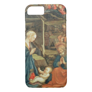 The Nativity with SS. Michael and Dominic, 1470 (t iPhone 7 Case