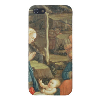 The Nativity with SS. Michael and Dominic, 1470 (t iPhone SE/5/5s Cover