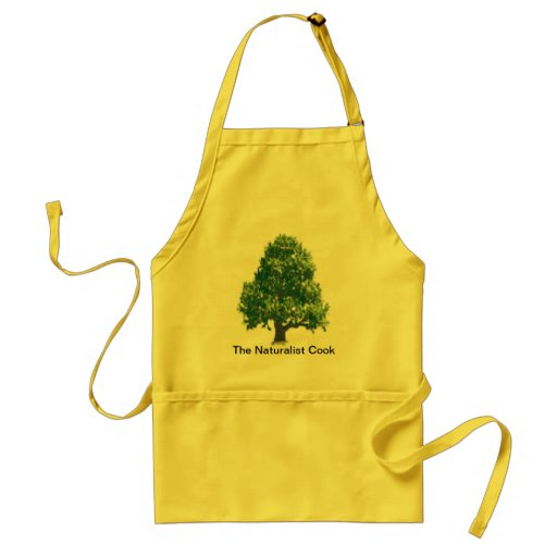 The Naturalist Cook Adult Apron