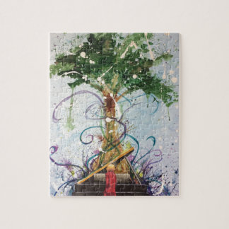 The Nature of Music Jigsaw Puzzles
