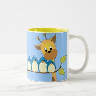 The Nature Photo 1 Two-Tone Coffee Mug