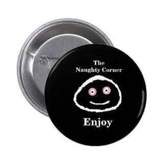 The Naughty Corner - Enjoy Button