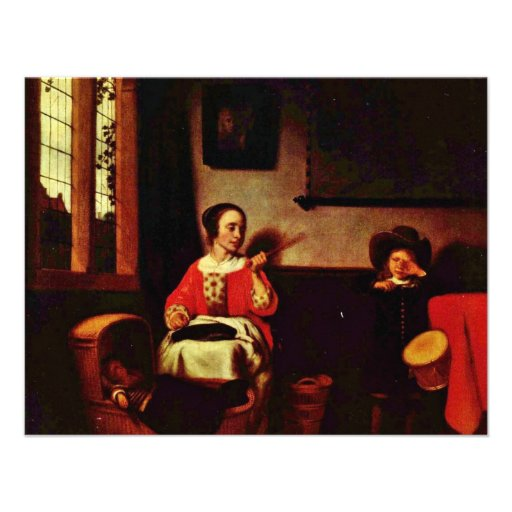 The Naughty Drummer By Maes Nicolaes (Best Quality Invite