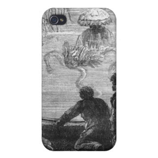 The Nautilus Passengers Cover For iPhone 4