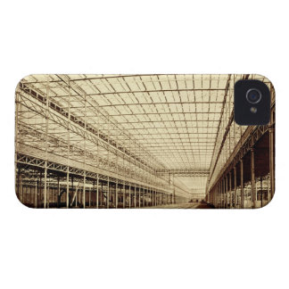 The Nave at Crystal Palace, Hyde Park, March 1852 iPhone 4 Case-Mate Case