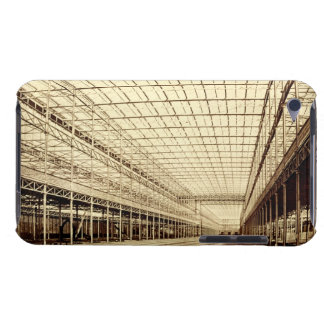 The Nave at Crystal Palace, Hyde Park, March 1852 iPod Touch Case