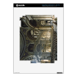 The Nave of St. Paul's Cathedral (photo) Skins For iPad 3