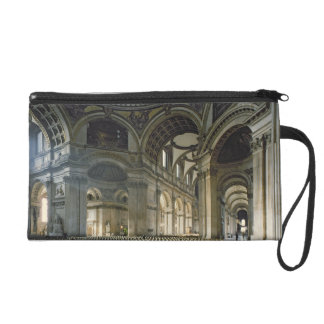The Nave of St. Paul's Cathedral (photo) Wristlet Purse