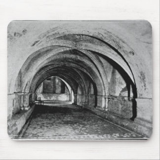 The Nave of the Crypt Mouse Pad