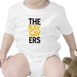 The Naysayers Baby Bodysuit