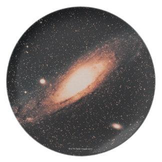 The Nebula of Andromeda Dinner Plate