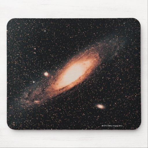 The Nebula of Andromeda Mouse Pad