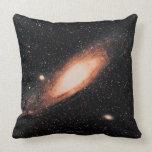 The Nebula of Andromeda Pillow