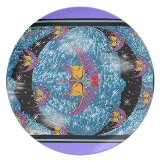 The Nebulae Dinner Plates