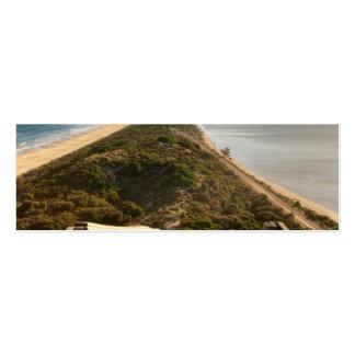 The Neck Bruny Island Mini Business Card