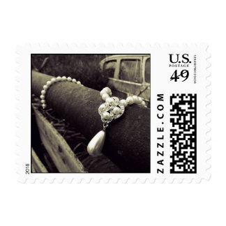 The Necklace Postage Stamps
