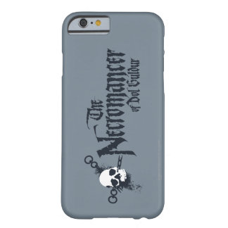 The Necromancer Name Barely There iPhone 6 Case