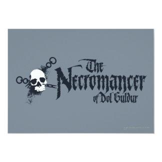 The Necromancer Name Card