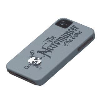The Necromancer Name iPhone 4 Case