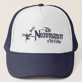 The Necromancer Name Trucker Hat