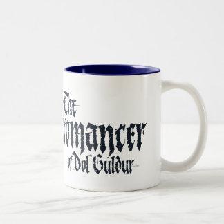 The Necromancer Name Two-Tone Coffee Mug