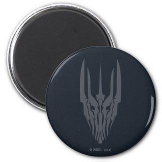 The Necromancer of Dol Guldur 2 Inch Round Magnet