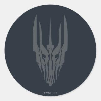 The Necromancer of Dol Guldur Classic Round Sticker