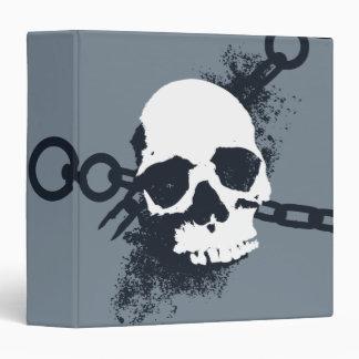 The Necromancer Skull Symbol Binder