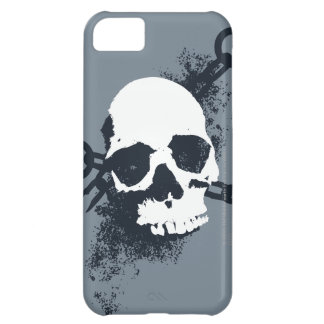 The Necromancer Skull Symbol Cover For iPhone 5C