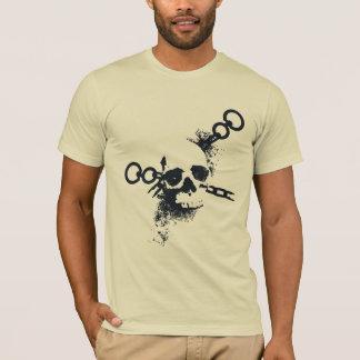 The Necromancer Skull Symbol T-Shirt