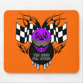 THE NEED FOR SPEED MOUSE PAD