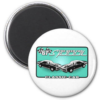 The Need For Speed Refrigerator Magnets