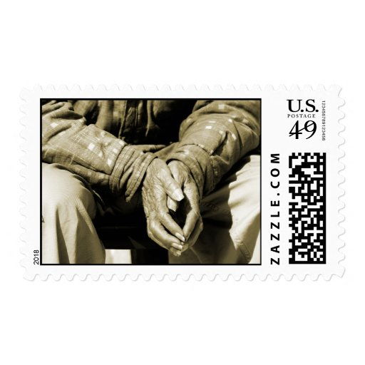 The Need To Be Free Custom USPS Stamp