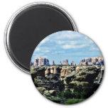 The Needles - Canyonlands National Park Fridge Magnets