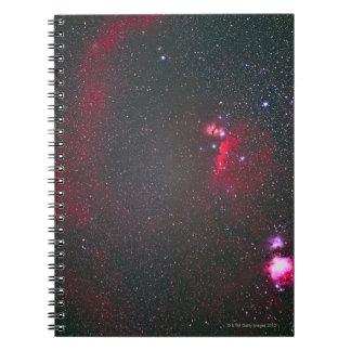 The Neighborhood of Orion Center Notebook