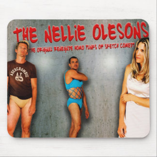 The Nellie Mousepad