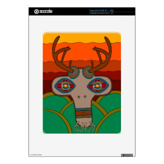 The Nemesis Decal For iPad