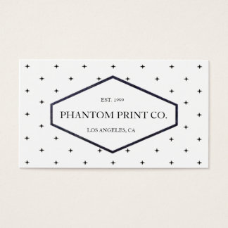 The Neo Vintage | Business Card by PhantomPrinting