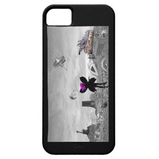 The Nerd Wasteland iPhone 5 Cover